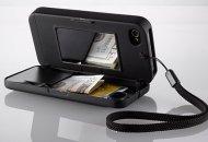 Eyn: una funda para iPhone con billetera y espejo
