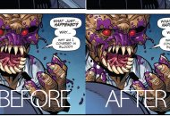 Comics HD sacan provecho de la nueva pantalla retina