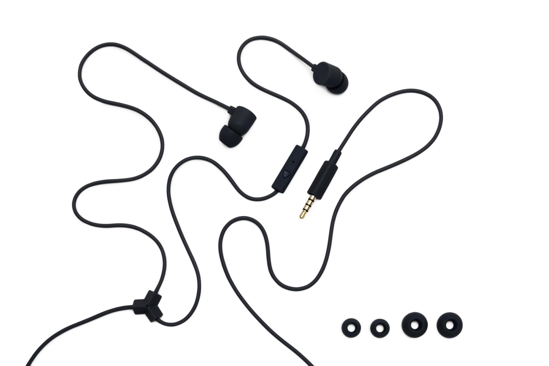 Nuevos auriculares de tapón Coloud Colors para tu iPod