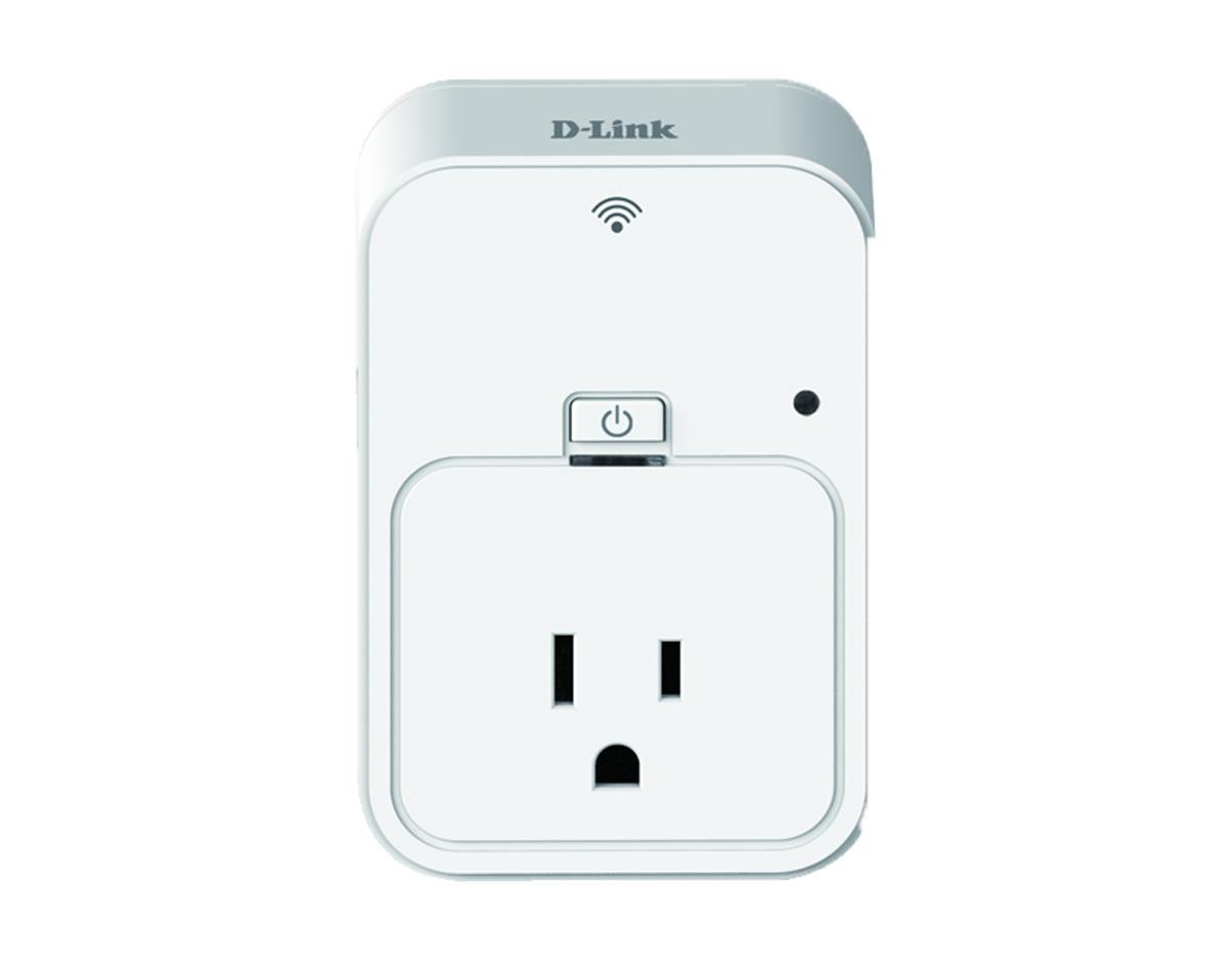 D-Link Wi-Fi Smart Plug, un enchufe inteligente que