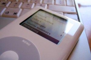 iPod accesorios