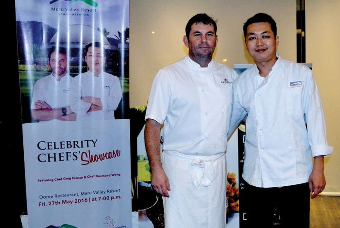 Ipoh's Celebrity Chef Treats at the Dome