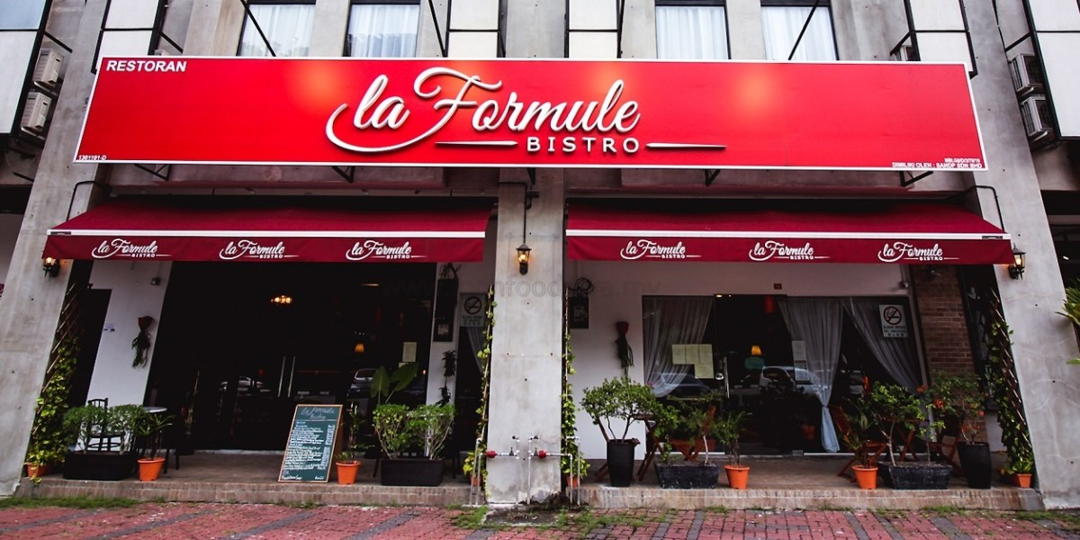 Help the Small Businesses: La Formule Bistro