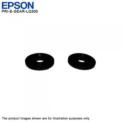 Gear Spare Parts for Epson LQ300 Dot Matrix Printer
