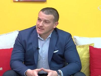 TV TEUTA: Ivan Pekić – Savremeni bezbjednosni izazovi