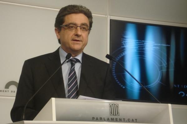 Enric Millo Parlament, Govern i Ciu