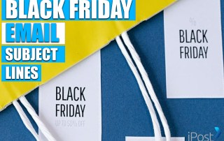 black friday email subject lines copy
