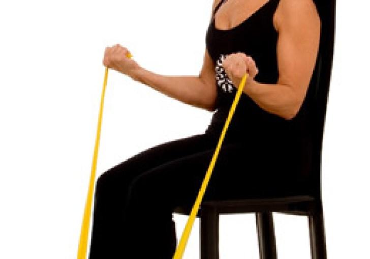 Band Posture Chair