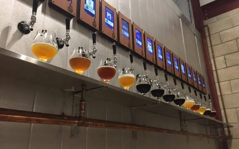 increase pours ipourit beer wall