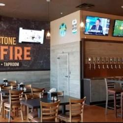Oak & stone fastfire