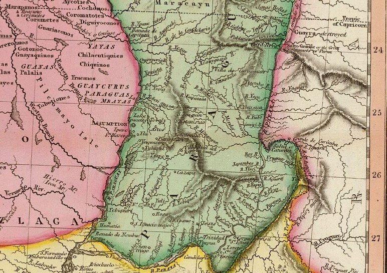 Día de la independencia del paraguay 15 de Mayo de 1811