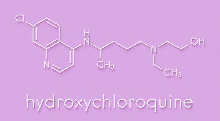 Hidroxicloroquina Cloroquina remdesivir coronavirus