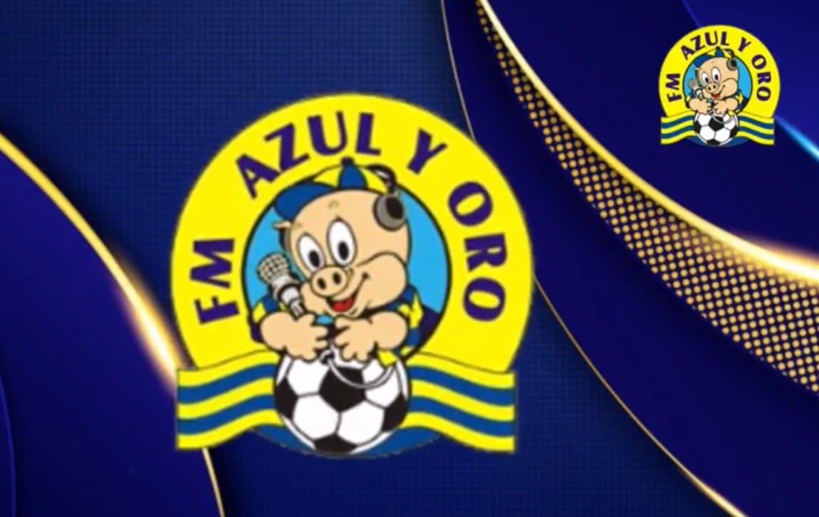 Azul y Oro Fm de Luque Paraguay 947