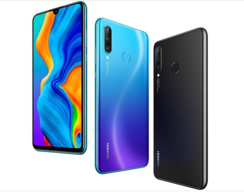 Huawei p30 precio en Paraguay