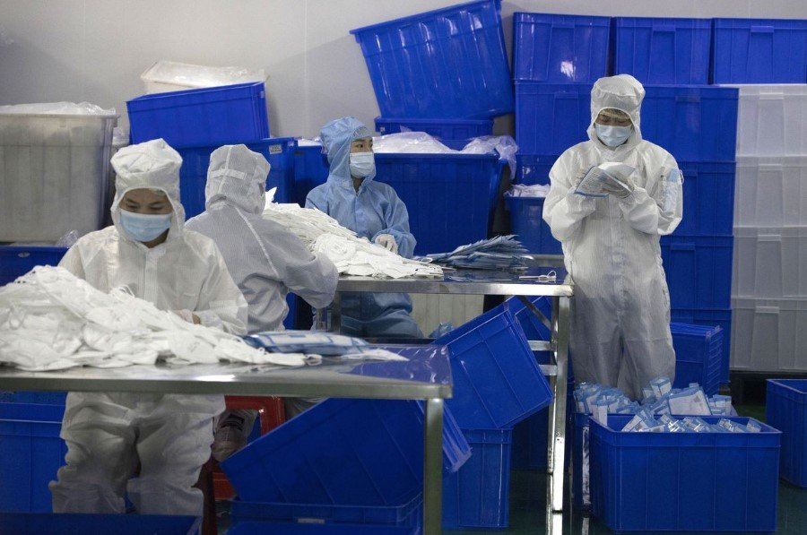 Paciente cero se infectó en un laboratorio