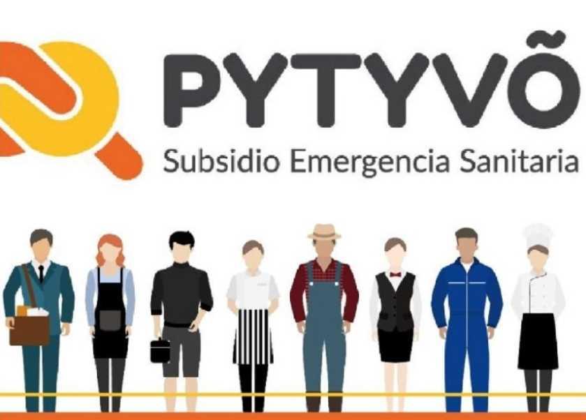 Segundo pago Pytyvõ Anuncian tercer pago de Pytyvõ