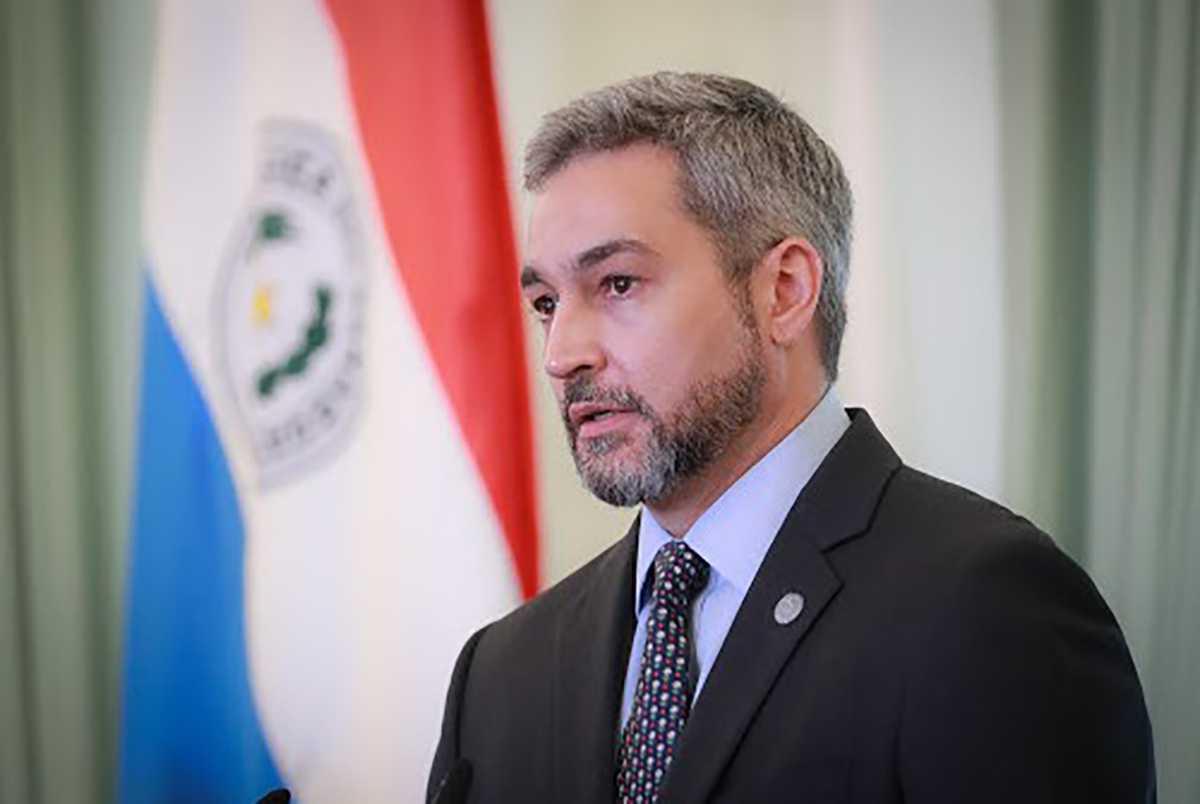 La sociedad civil presenta queja contra el presidente de Paraguay