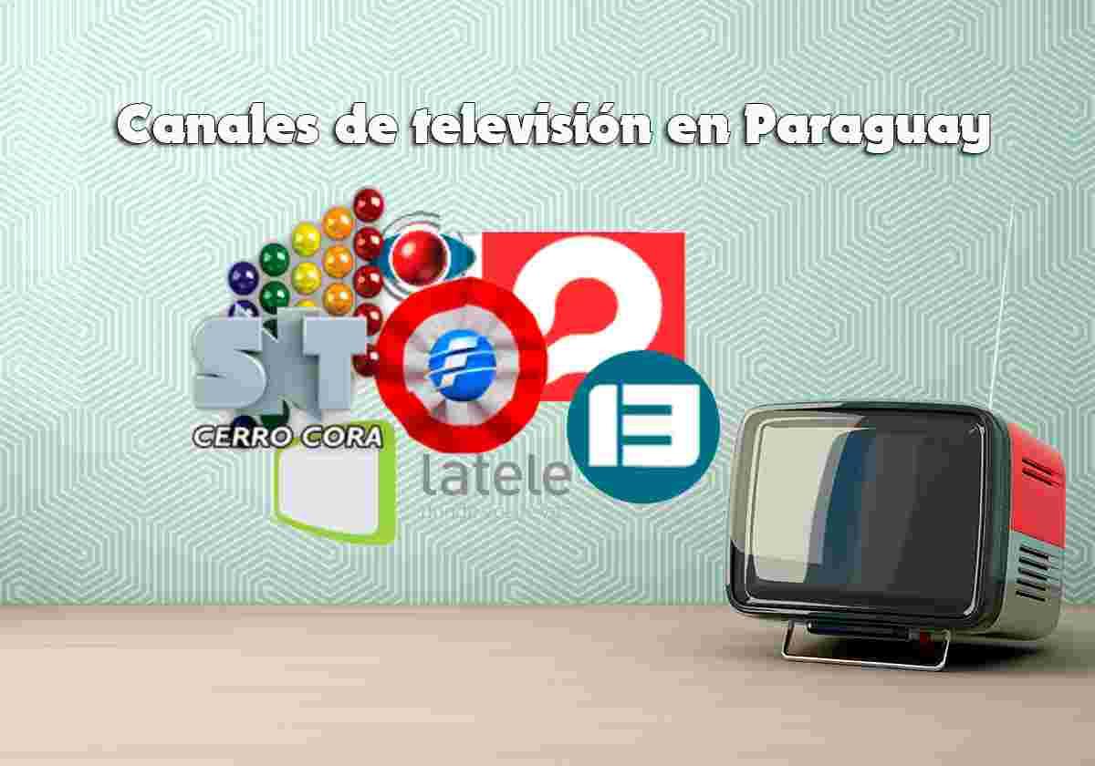 TV Online por internet en Paraguay Rpc Telefuturo Npy Snt Abc Tv La Tele