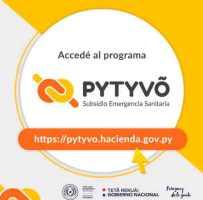 Se estima un tercer y cuarto pago de Pytyvo