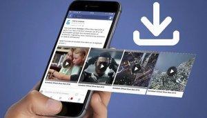 Descarga videos de Facebook