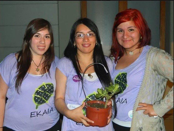 mujeres crean energía alternativa: Foto: es.digitaltrends.com