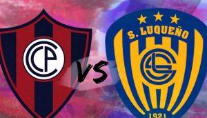 Cerro porteño vs Sptvo Luqueño choque de ganadores