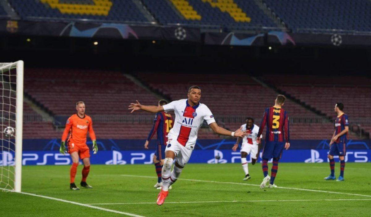 Mbappé deseo éxitos a Cerro Porteño para la presente temporada