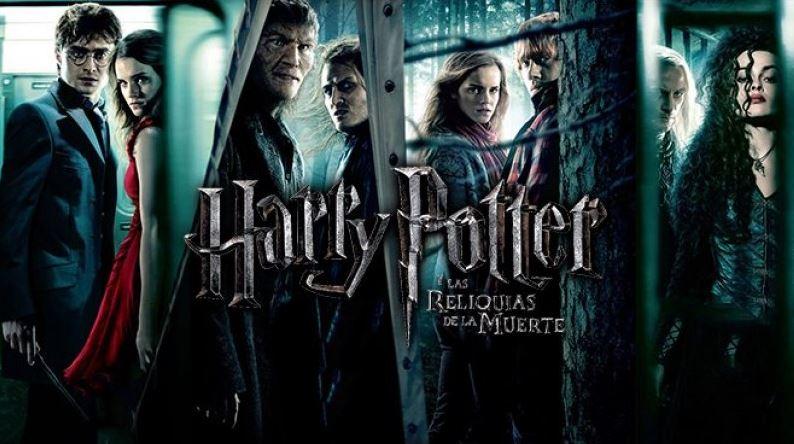 Harry Potter y las Reliquias de la Muerte Parte 1 - Peliculas del 2010