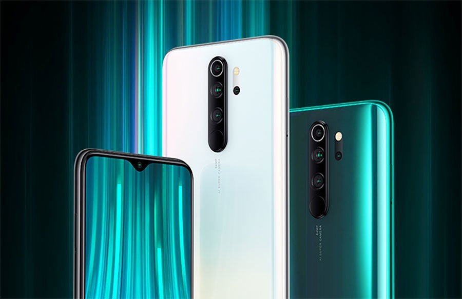 Xiaomi redmi note 8 y redmi note 8 pro