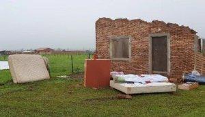 Daños, damnificados y heridos tras tormenta en Itapúa y Misiones