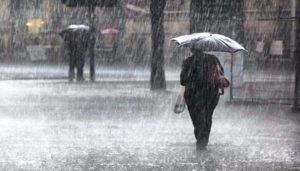 Meteorología emite alerta de tormentas para la noche y madrugada