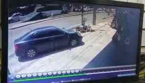 VIDEO: Policía que mató a un motociclista hizo giro indebido