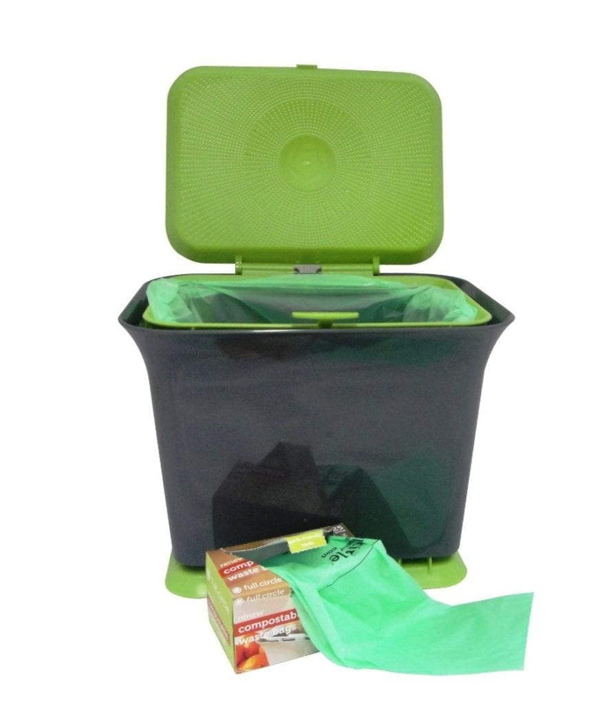 kitchen composter tile for floor odor free ippinka 4