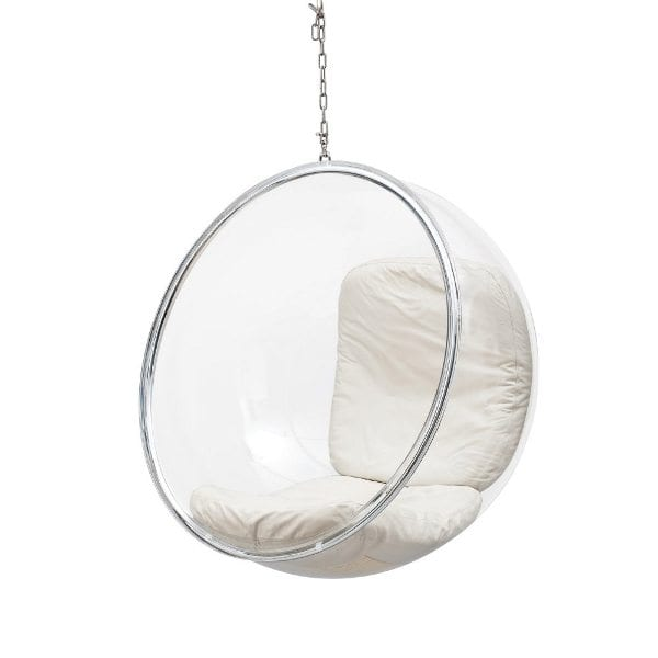 Bubble Chair Keeps You Cosy And Isolated  IPPINKA