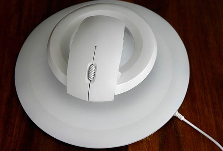 Carpal Tunnel Solution Levitating Mouse  IPPINKA