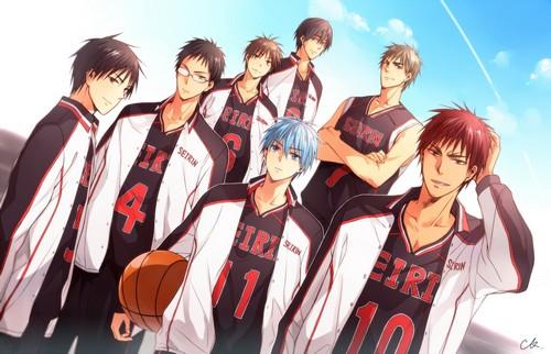 Kuroko No Basket Vostfr