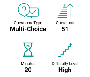 Revelian Cognitive Ability Test RCAT in a Glance