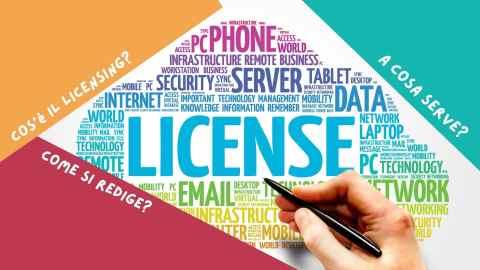 Licensing: Cos'è e a Cosa Serve