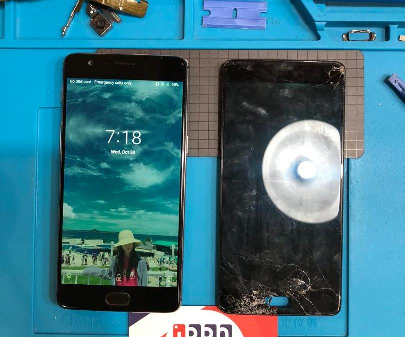 OnePlus 3 Screen Replacement At iPro Ampang