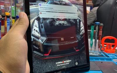 iPad Air 1 Screen Crack Repair At iPro Ampang