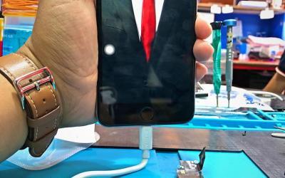iPhone 6s Plus Charging Port Problem Repair At iPro Ampang