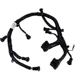 injector wire harness 6 0 powerstroke manual e book injector wire wiring harness 2005 2007 ford f250 f350 f450 f550 6 [ 1000 x 1000 Pixel ]