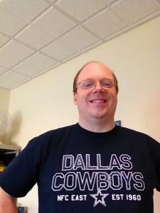Dallas Cowboys, Paul t-shirt, Texas