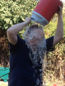 Paul  ice bucket challenge