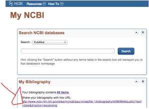 New NIH Biosketch