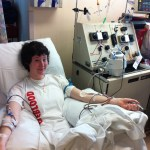 Risks for Healthy PBSC Donors? One Family's Powerful Experience
