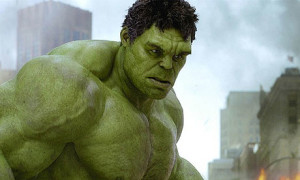 The Hulk in Avengers