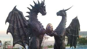 CRISPR dragon