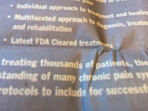 Nervana Ad close up FDA