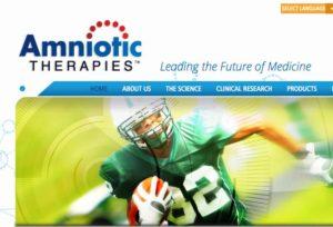 Amniotic Therapies